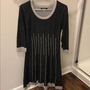 Nine West long sleeve dress size M